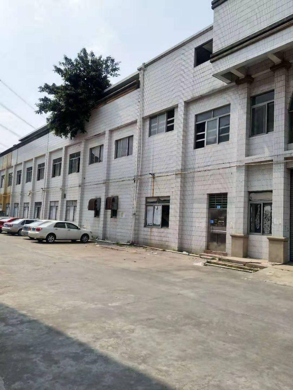 惠州博罗湖镇原房东红本独院钢构厂房7000平招租