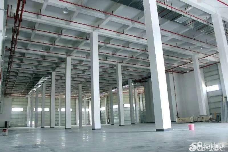 厚街镇双岗村2000方仓库出租,层高9米,带卸货平台