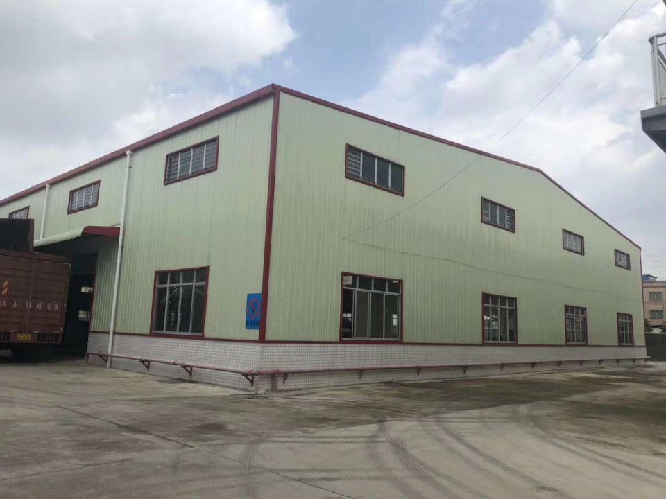 独院钢结构厂房3300平方出售