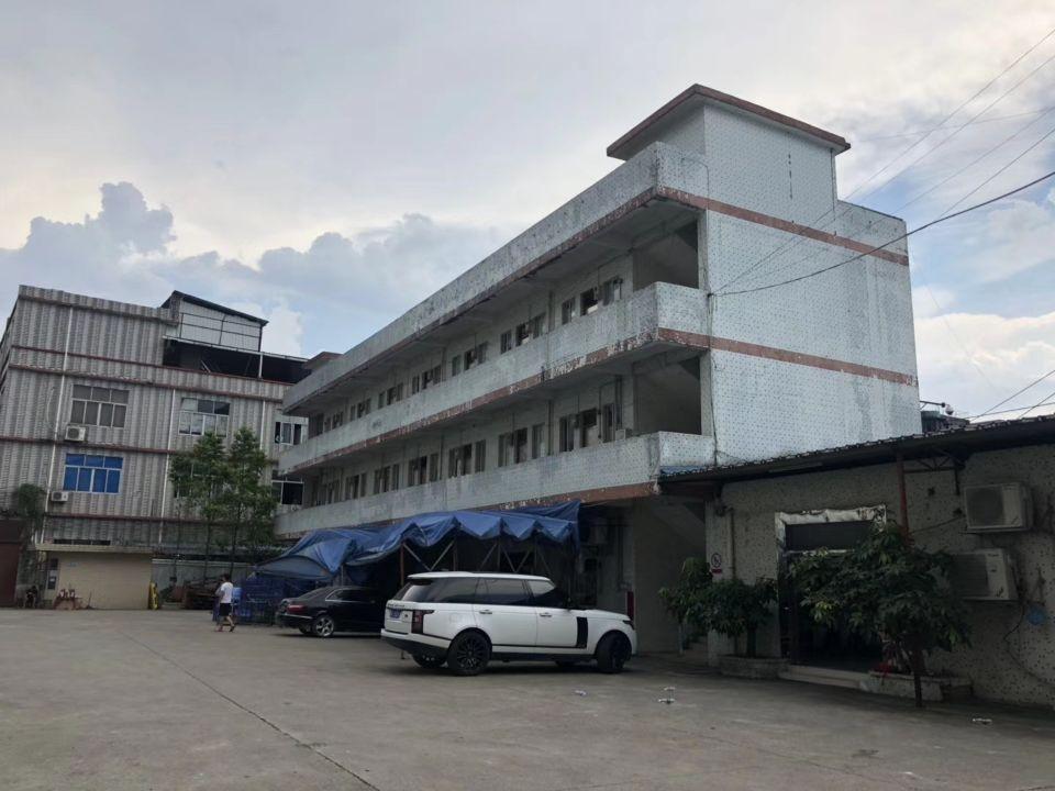 白云区江高工业园区小独院2800方,形象好,租金便宜,