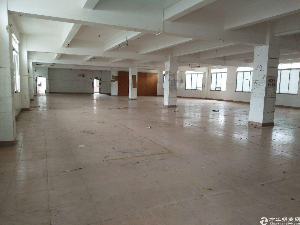广州市荔湾厂房分租二楼500平方