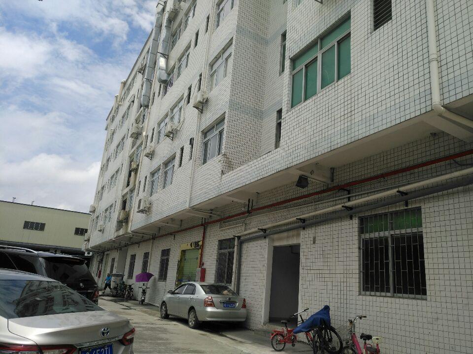 长安乌沙三楼厂房800㎡出租