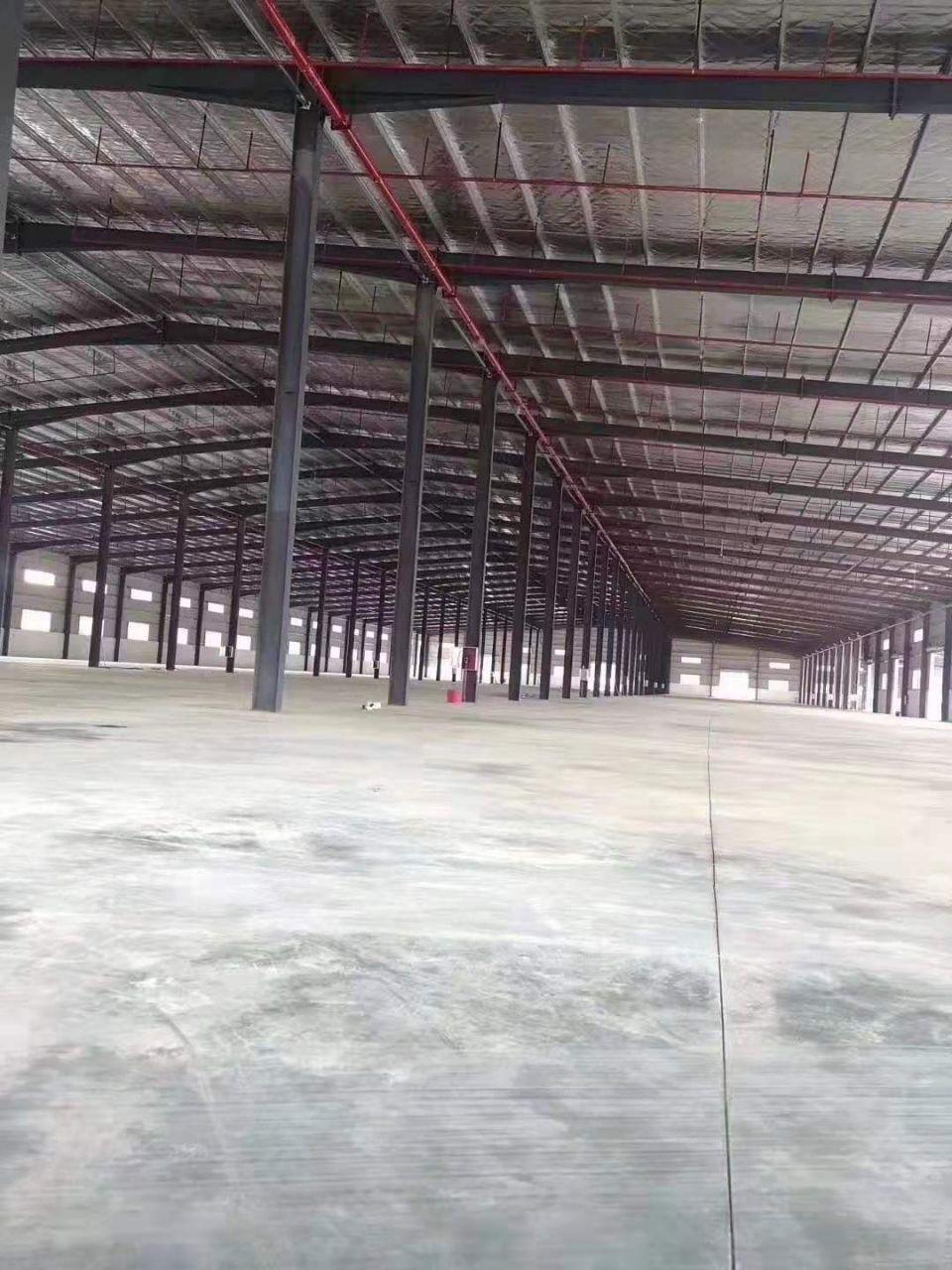 布吉跟龙岗交界处新出三万平方,带卸货平台,标准物流仓