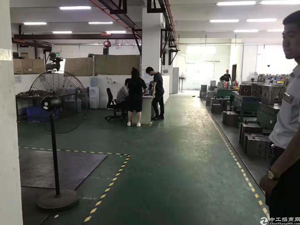 深圳福永塘尾地铁站旁一整栋3000平