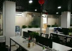 福永地铁口附近甲级写字楼拎包入住
