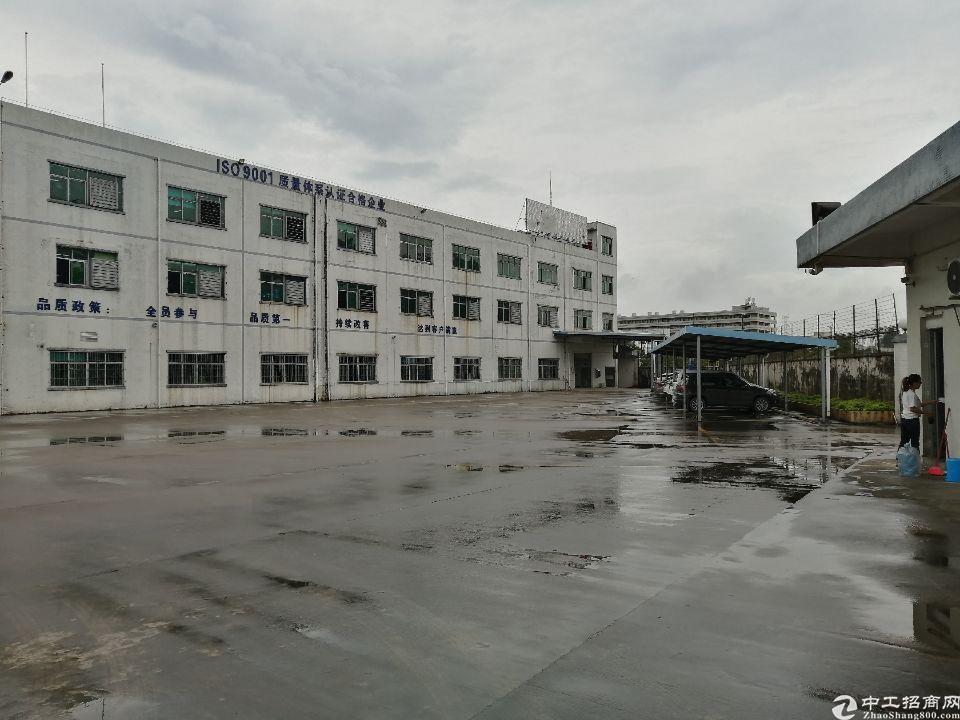 清溪镇三中电商产业园4500平方一整层空地大好招工