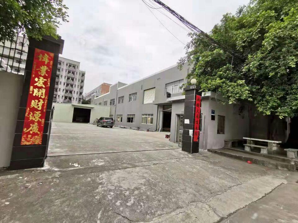 大岭山原房东1-2层6800平方厂房招租