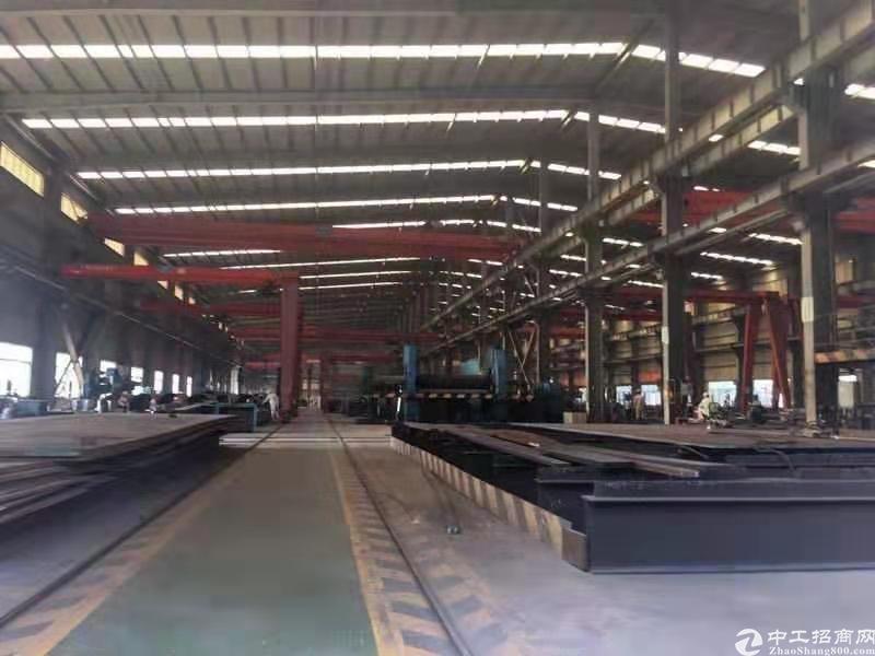 滴水15米,红本厂房,空地超大。形象好,位置便利。