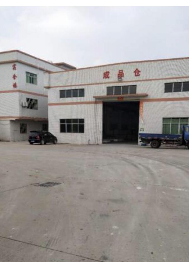 博罗县临近东莞占地25000单一层厂房出售