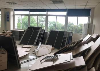 龙泉华气厚普科技园办公楼出租中大小可以分割图片3