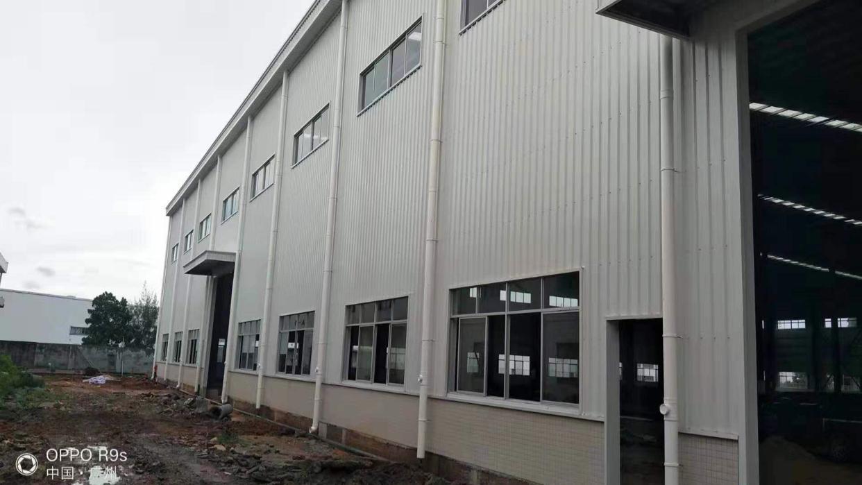 厂房仓库出租全新单一层钢构带牛角办公宿舍独门独院证件齐全