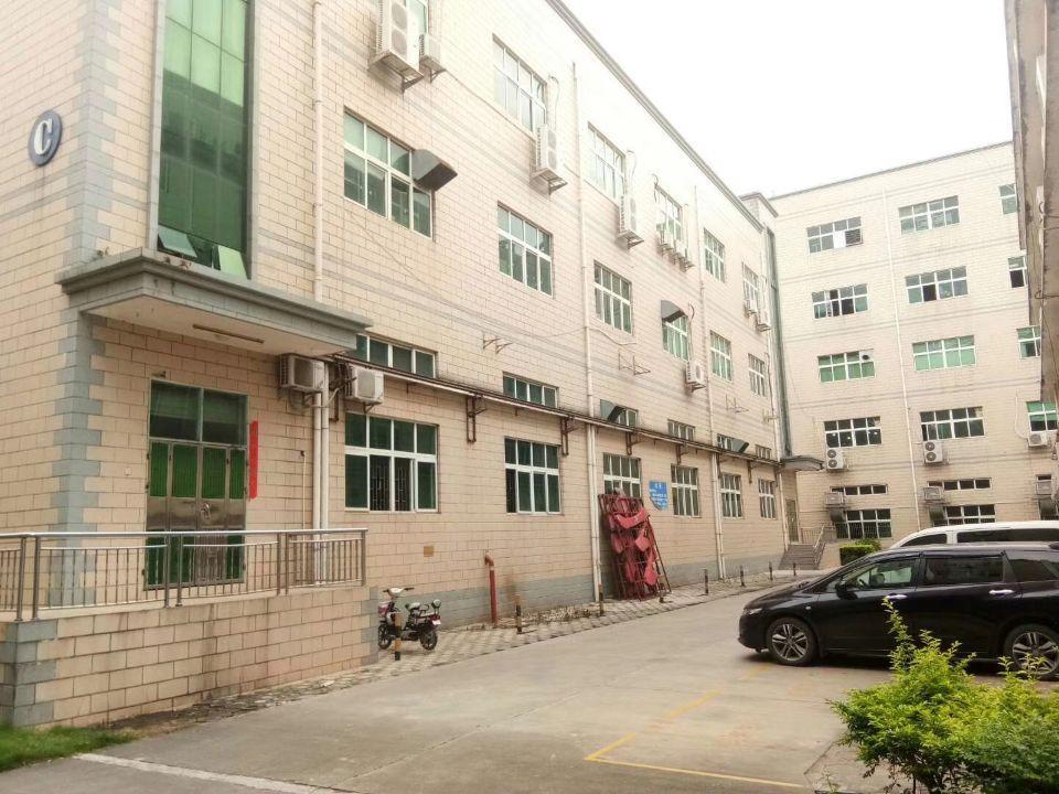 黄江1000元/平方单一层厂房,可以做一些污染小污染噪音行业