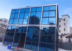 龙华上早高峰学校附近现出独门独院写字楼