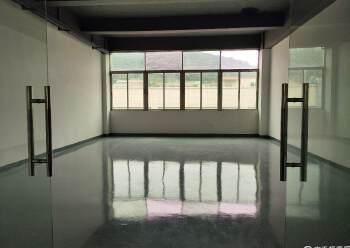 西乡精装写字楼120平办公厂房出租交通便利图片4