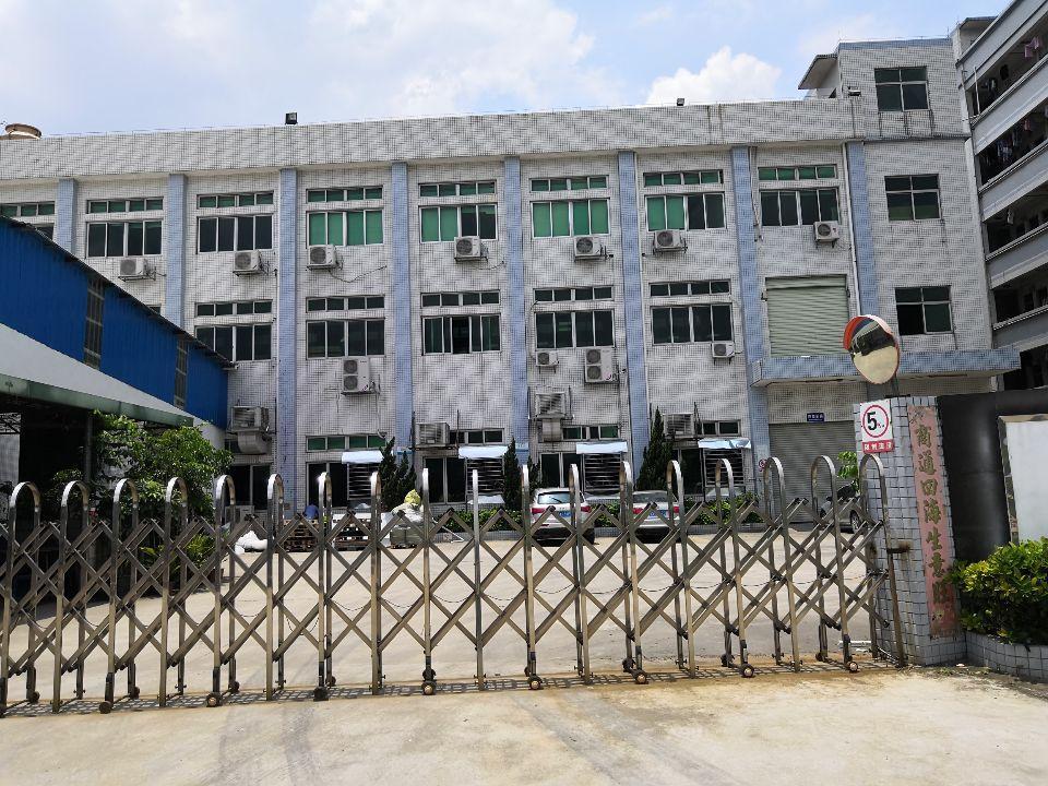 东莞市虎门镇怀德一楼1000平方6米高可架行车带现成办公室装