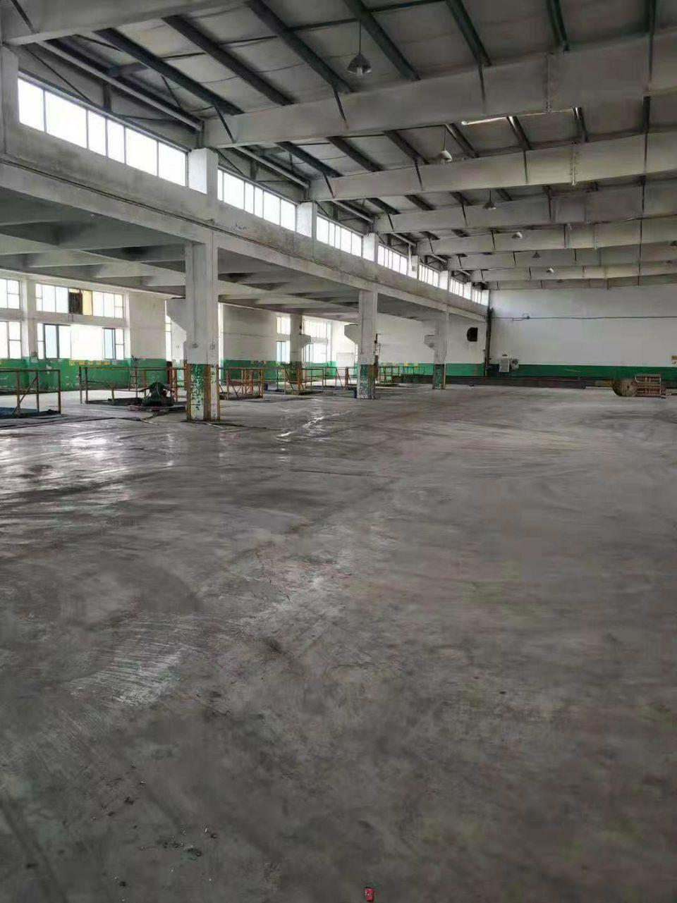 科学9000平城带红本带高台标准厂房可生产可办理环评可做物流