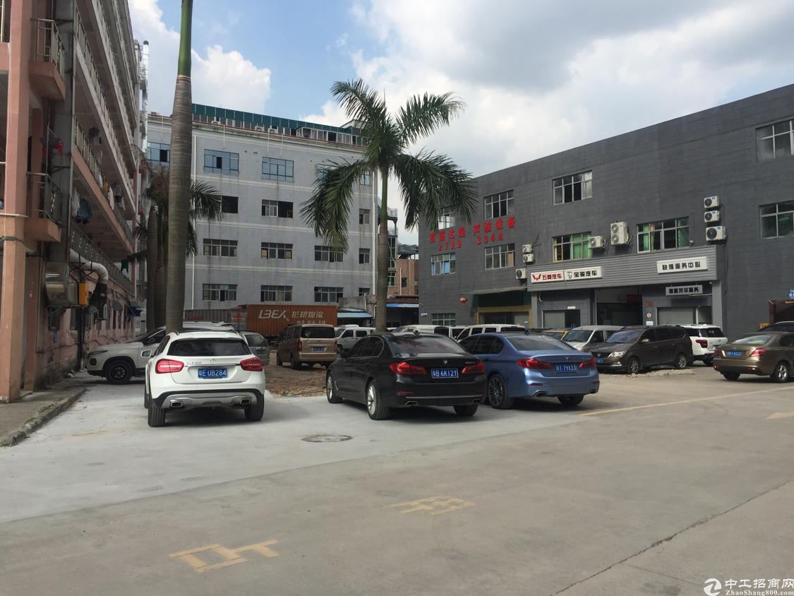 (出租)观澜福民楼上500平方、实用面积有450平方厂房