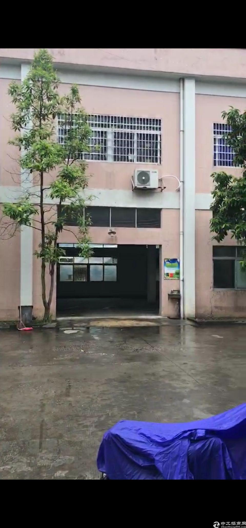 太和龙归工业园区内独院厂房仓库6618方招租,可办环评