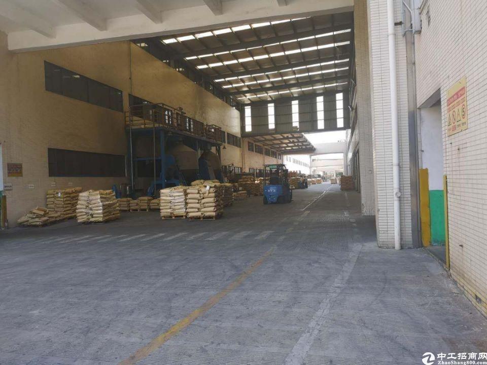 科学城标准厂房仓库2700平层高5-8米任你选带高台仓