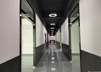 西乡精装写字楼120平办公厂房出租交通便利图片1