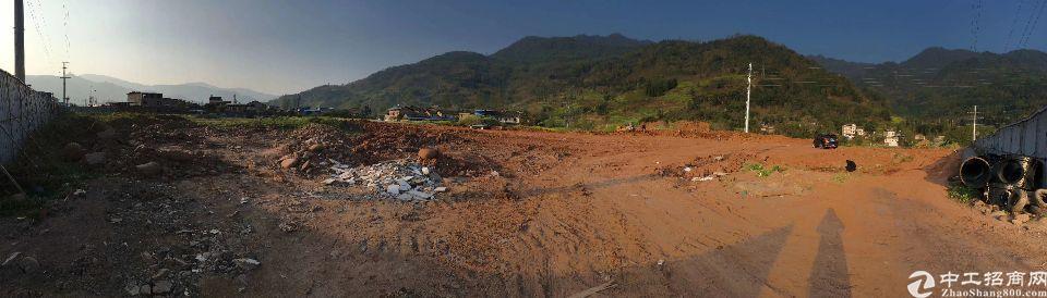 成都周边1000亩工业土地出售10亩起分
