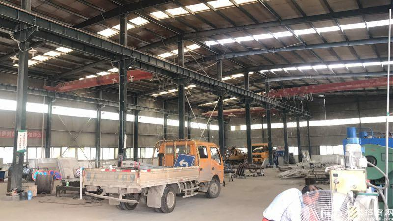 黄陂优质钢结构厂房,配套齐全!