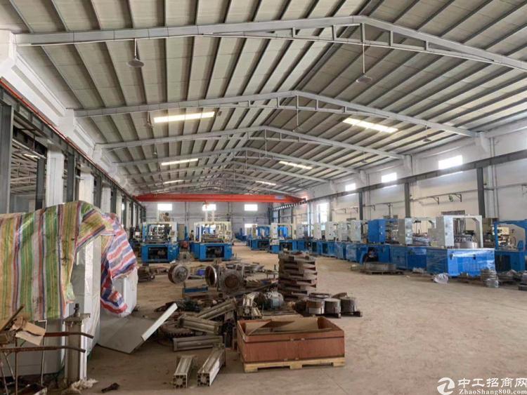 惠阳新圩镇独门独院带行车钢构2000平。