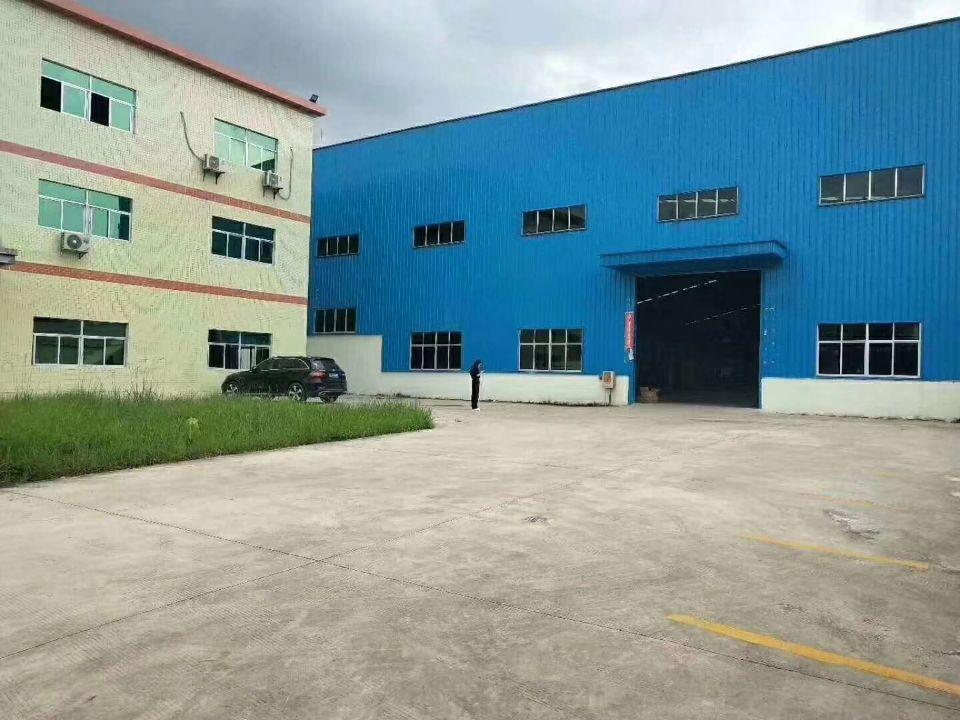 博罗龙华镇全新建筑3800平方单一层厂房出售
