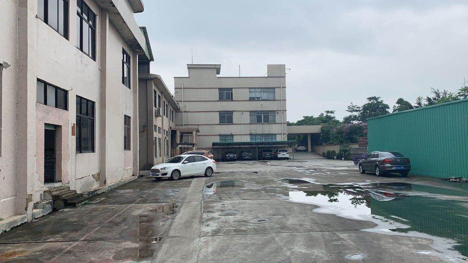 沙田镇新出园区标准独栋厂房两层3800方