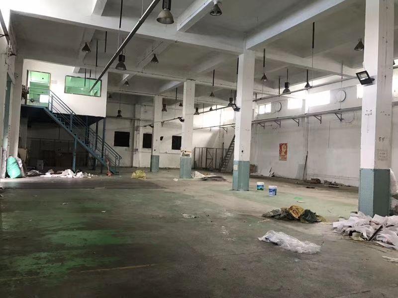 惠阳大亚湾临深标准一楼7米高900平出租空地大适合快递仓库