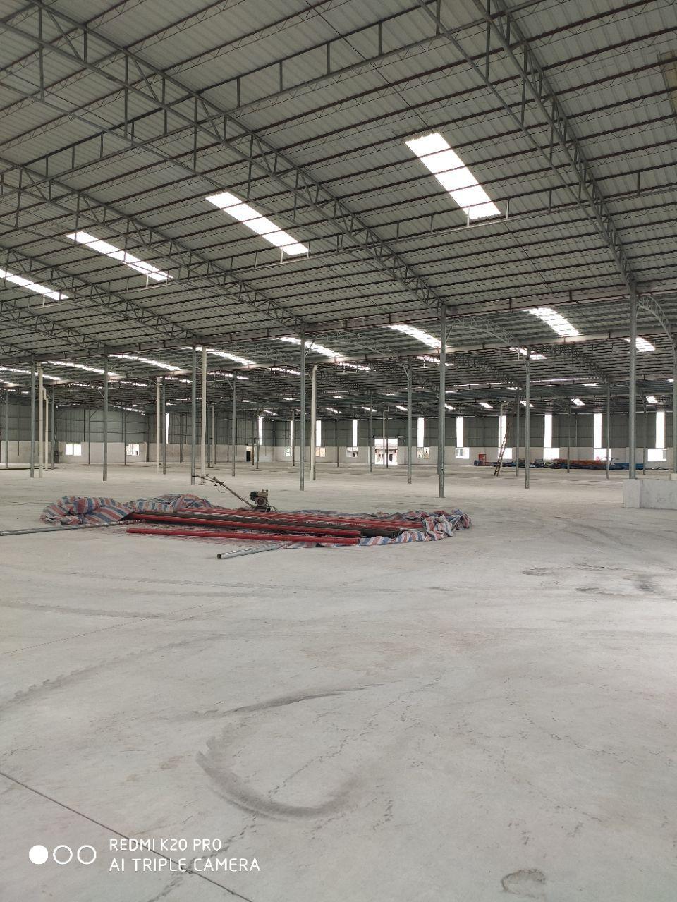 白云区物流仓厂房出租14680平米,高度为8米,带隔热层透,-图2