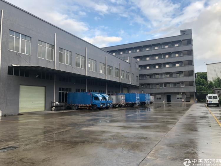虎门镇,358省道旁一手房东厂房出租