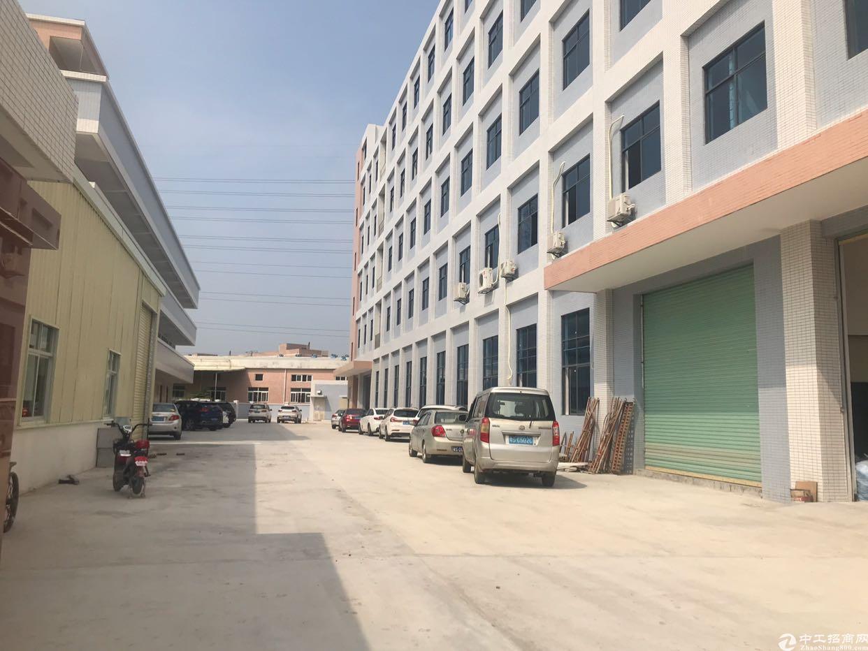东莞黄江镇中心花园式厂房1180平带精装修招租