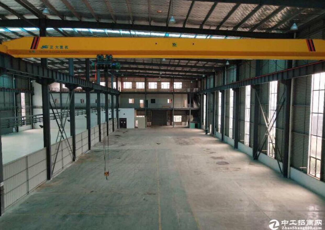 黄陂全新钢构厂房低价出售