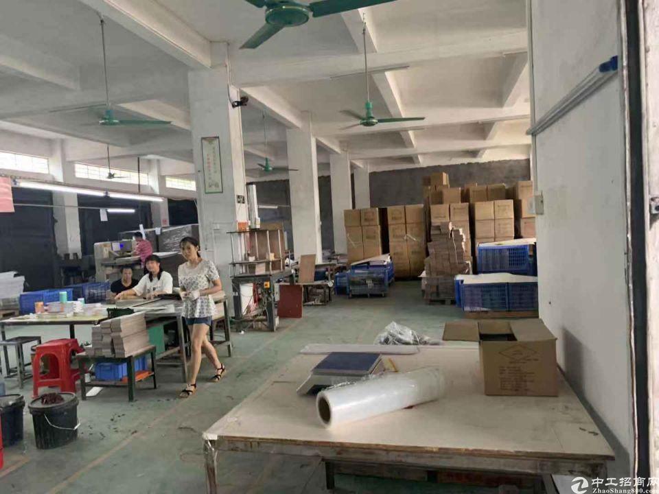 太和镇田心工业园区现分组一楼800平方,层高有5米