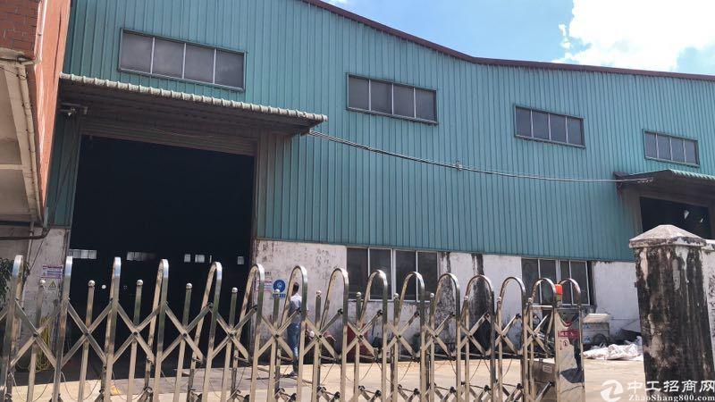 寮步靠近茶山独门独院钢构4000平出租