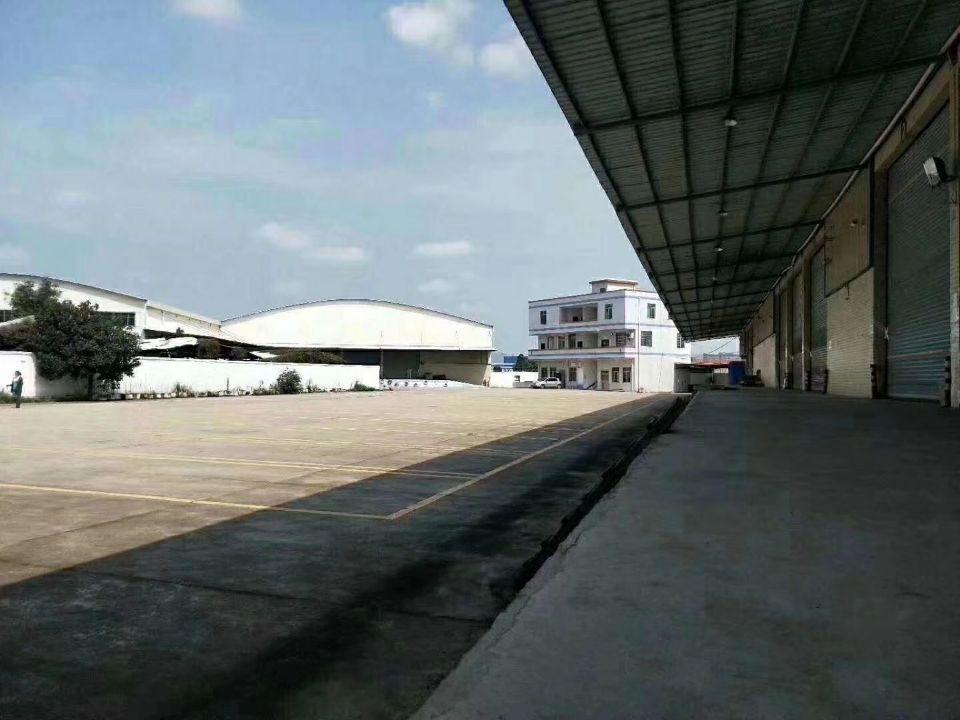 东莞临深新出标准物流仓库,带卸货平台