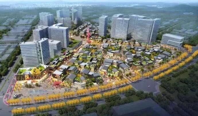 东莞厚街全新高端产业园区标准工业厂房出售,近地铁口,红本可贷