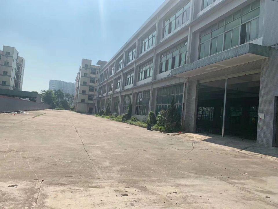 番禺区长沙路新出原房东独院1-3层6000平(可办环评)招租
