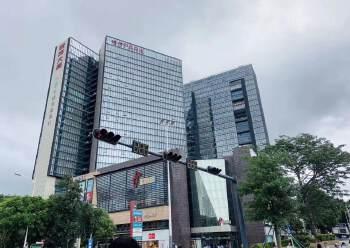 横岗银信中心写字楼在横岗地铁站零距离位置,总共有25层!图片3