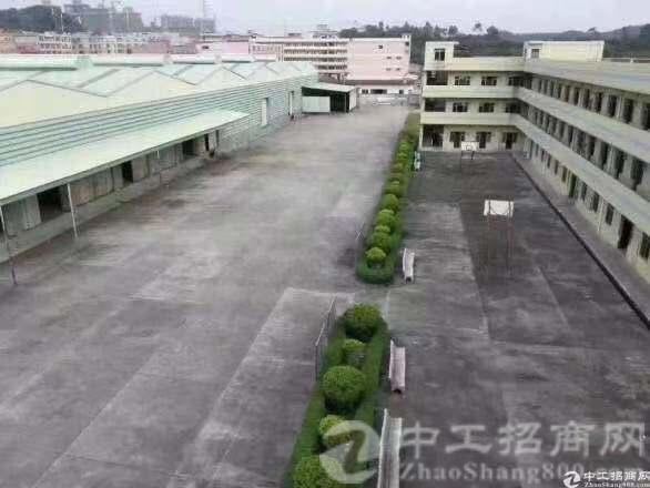 22000平方花园式单一层独院仓库出租