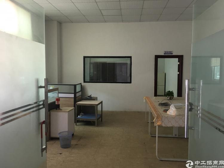 平湖衫坑工业园区一楼标准厂房(价格可谈)