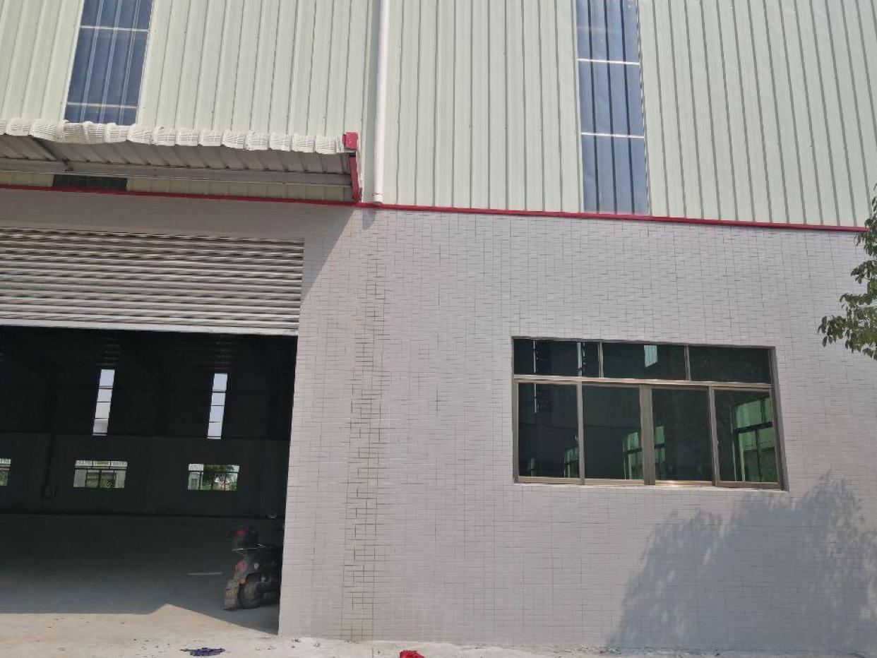 博罗县泰美镇占地31667m²单一层厂房出售