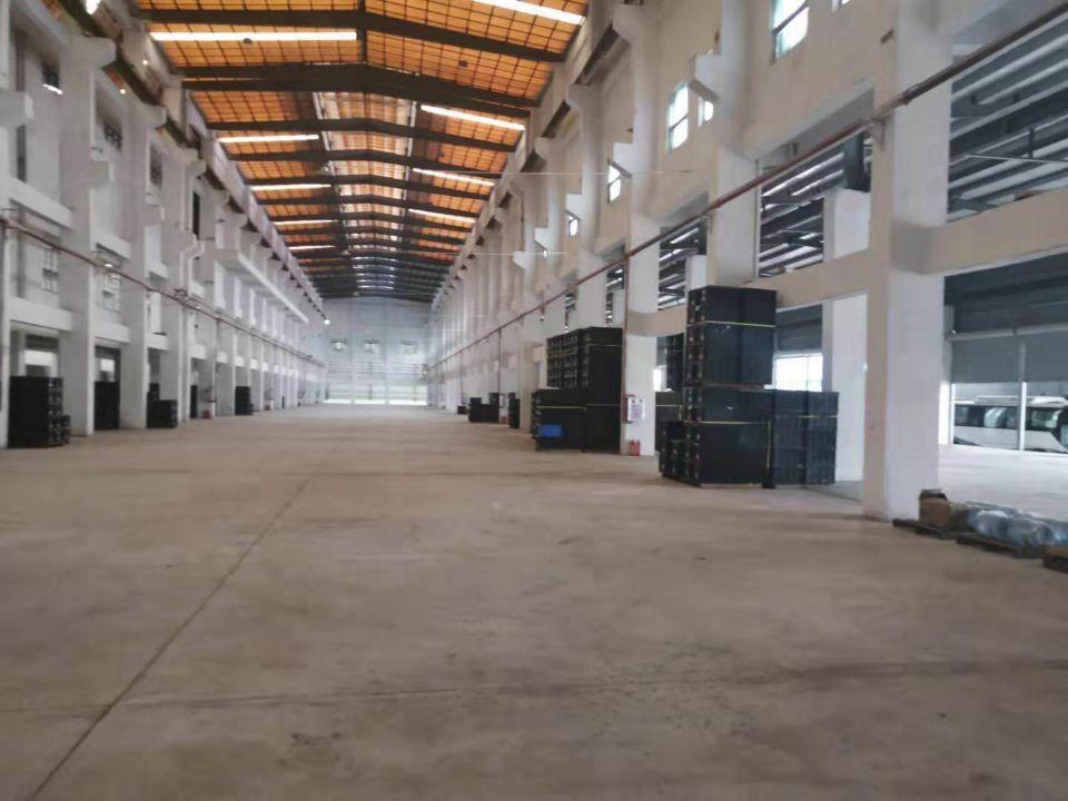 独院标准高台物流仓库出租面积12000平方