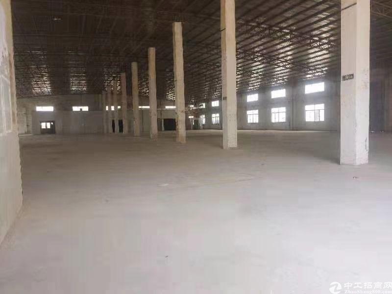 仲恺原房东厂房滴水八米钢构出租