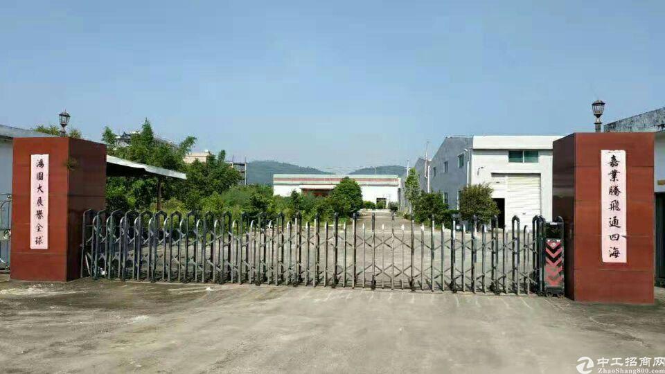 惠州惠阳新圩镇长深高速口独院钢构10000平米