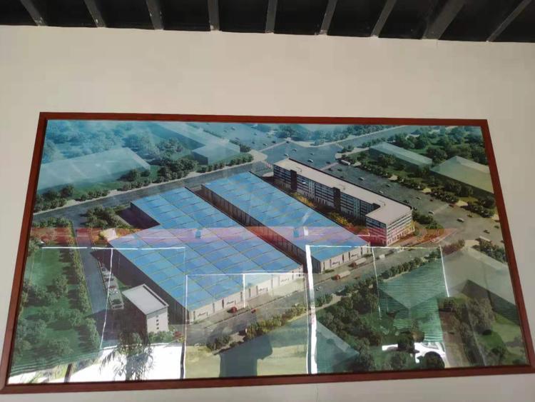 黄陂前川全新钢构厂房,可分割办证,7000-12000平