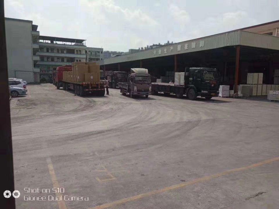长安镇原房东单一层物流仓库厂房二万平方可分租