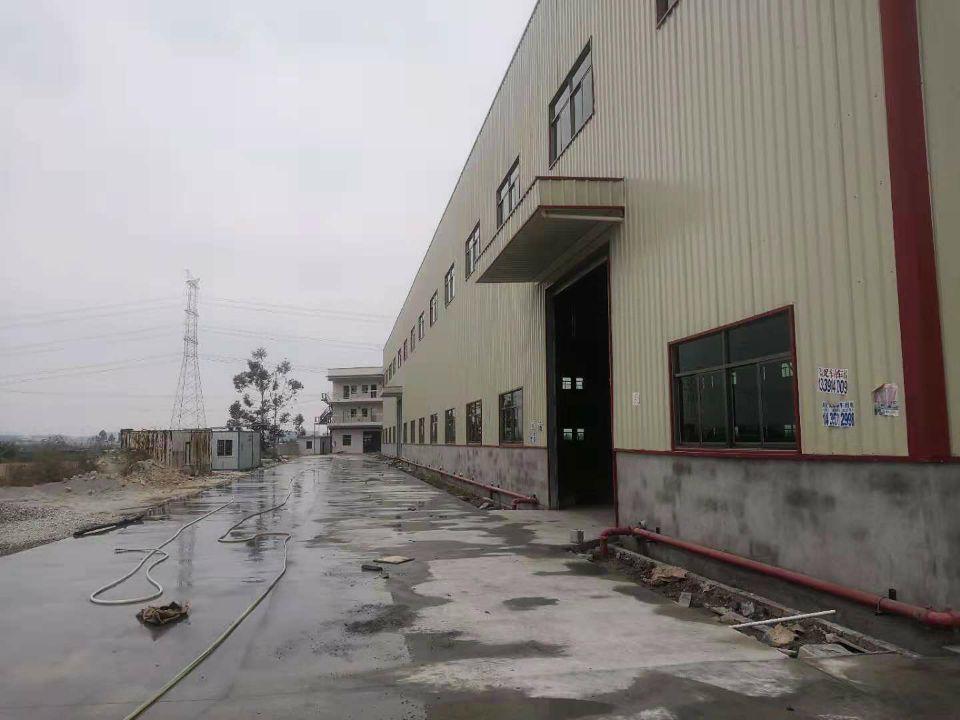 沥林4000平米钢构厂房出售