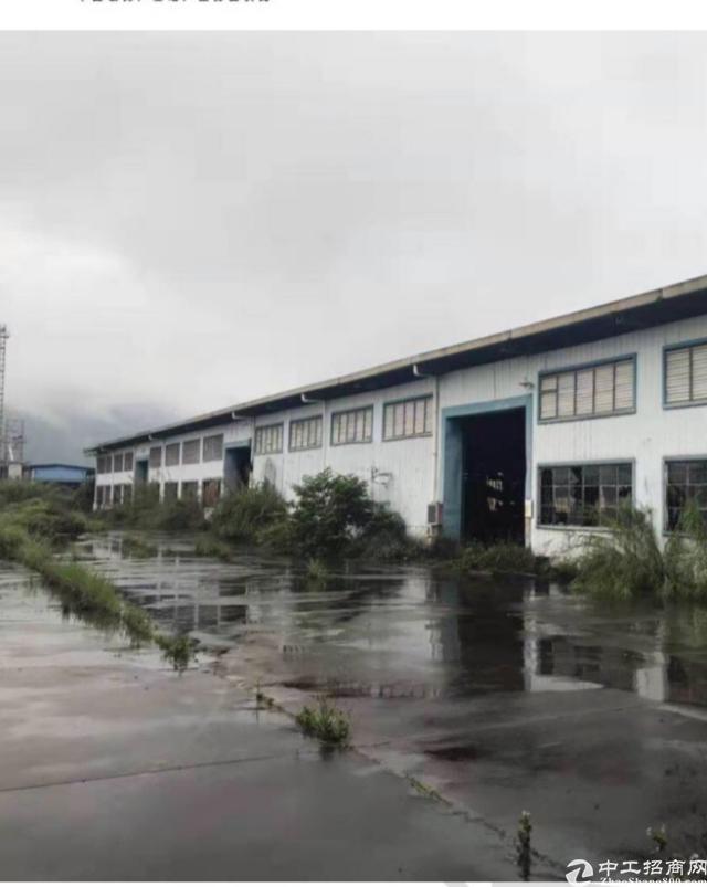 博罗县泰美镇占地31667m²,建筑7200m²单一